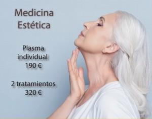 Rejuvenecimiento Facial Barcelona Promoción Plasma Rico en Plaquetas