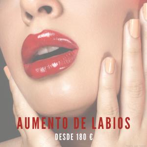 Promocion Relleno de Labios en Barcelona